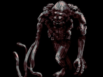 Creature Sketch character monster creature draw animation art digital drawing illustration
