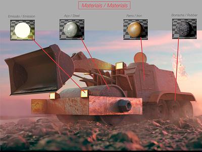 Corpsegrinder - Vehicle Concept car concept vehicle concept vehicle design vehicle