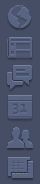 Facebook Pokki nav icons