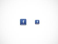 Facebook Pokki 2.0 Icon Candidates