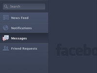 Facebook Pokki 2.0 UI