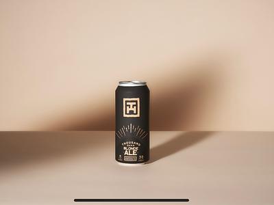 Tarantula Hill Brewing Co. brewery product photoshop minimal logo lettering adobe illustrator illustration flat concept design label design packaging business branding identity branding beer art