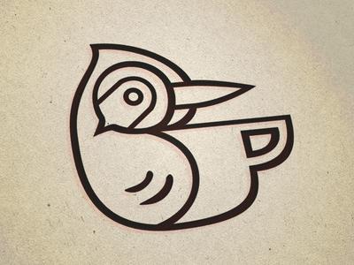 Thrasher Coffee logo cup thrasher logo craft roaster coffee georgia state bird