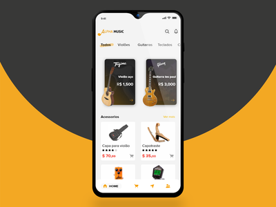 E-commerce Daily UI 012 uidesign dayli challenge app animation ui