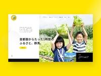 Japan farm