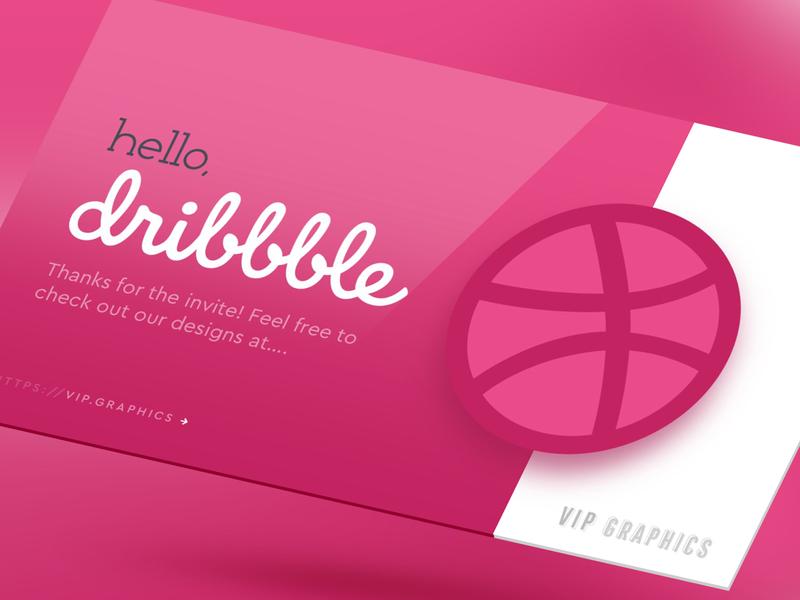 Dribbble Debut psd template template photoshop template 3d slide slide showcase showcase slide slab serif debut