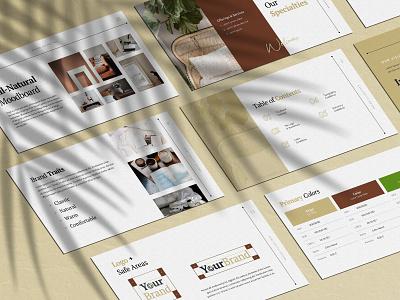 Brand Identity Guidelines branding concept ppt branding design powerpoint template powerpoint design powerpoint branding guide branding guidelines branding and identity brand design brand identity branding creative clean