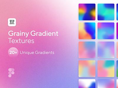 Grainy Gradient Templates texture template templates figma template gradient template gradient mesh grainy grainy texture texture pack texture grain texture modern grain gradient