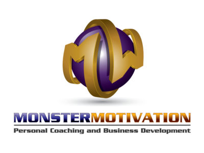 Monster motivation final 01 learning teaching education personal life coaching 3d
