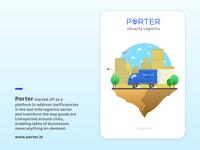 Porter: Intracity logistics