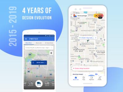 App Design Evolution