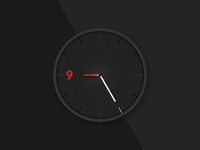 Rebound - Day 072 - Clock