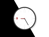 Day072 clock 02