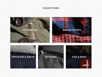Men's Heritage Clothing Brand
