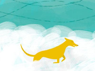 Bea greyhound ocean
