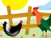 Children's Nursery Rhyme book