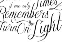 Dumbledore Quote Progress
