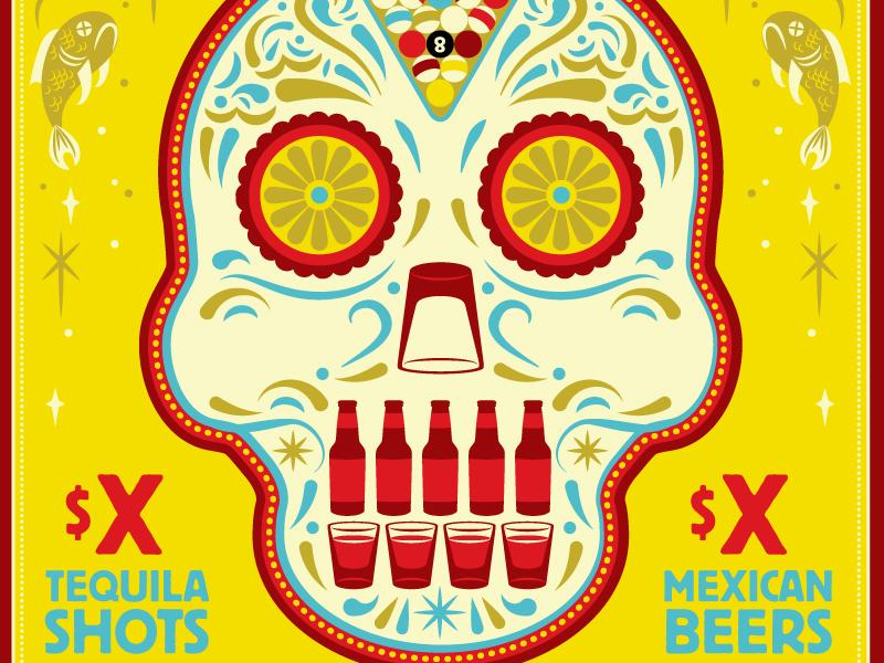 Cinco De Mayo Specials Poster De