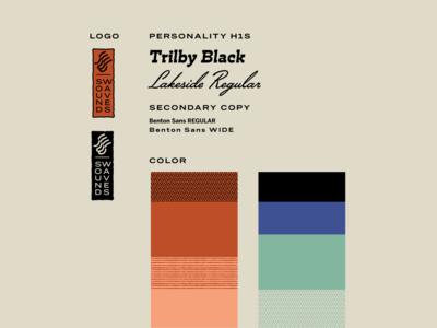 Adobe x Hoodzpah Personal Project Consistency Tutorial  06 pattern color palette brand identity logo