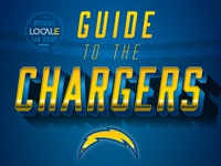 WIP Guide To The SD Chargers Header