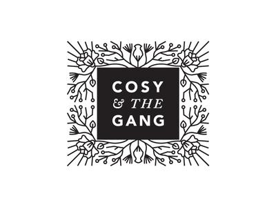 Cosy & The Gang Logo C