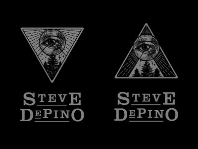 Steve Depino Logo B