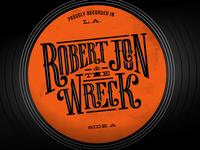 Robert Jon Record with Logo A
