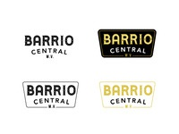 Barrio central logo a