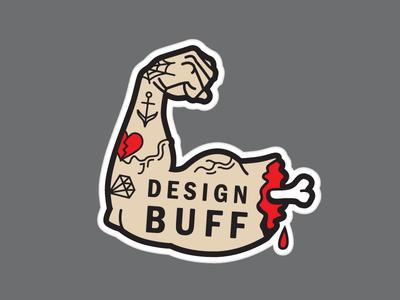 """Design Buff"" Patch"