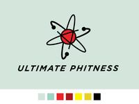 Ulitmate Phitness Logo B