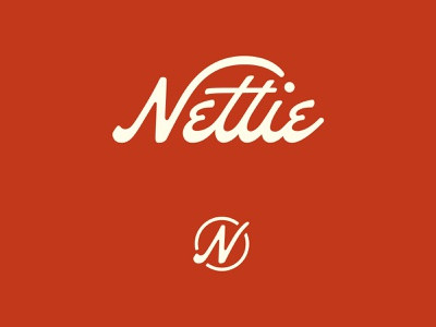 Nettie — Pickleball Brand Identity brand identity custom type script lettering type design typography lettering vector logo design hoodzpah branding