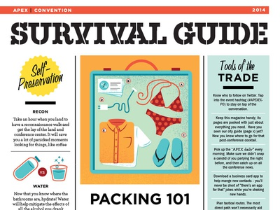 APEX Survival Guide screenshot