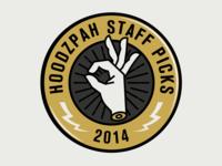 Hoodzpah Staff Picks Graphic