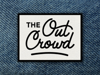 The Out Crowd Patch
