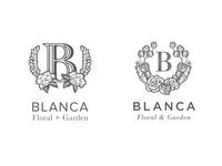 Blanca Logo Mockups