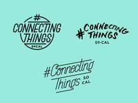 Connecting Things Logo Mockups