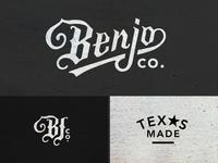 Benjo Logo Pieces