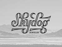 Skydog Jewelry Logo/Lettering