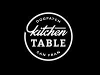 Kitchen Table Seal Logo