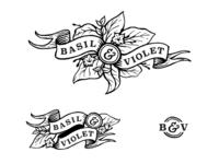 Basil & Violet Mockup B