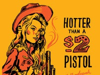 2 dollar pistol a hood