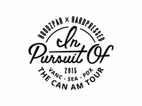 In Pursuit Of Tour Logo