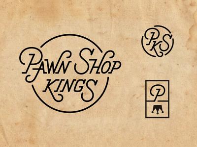 Pawn Shop Kings Logo