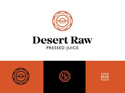 Desert Raw Logo