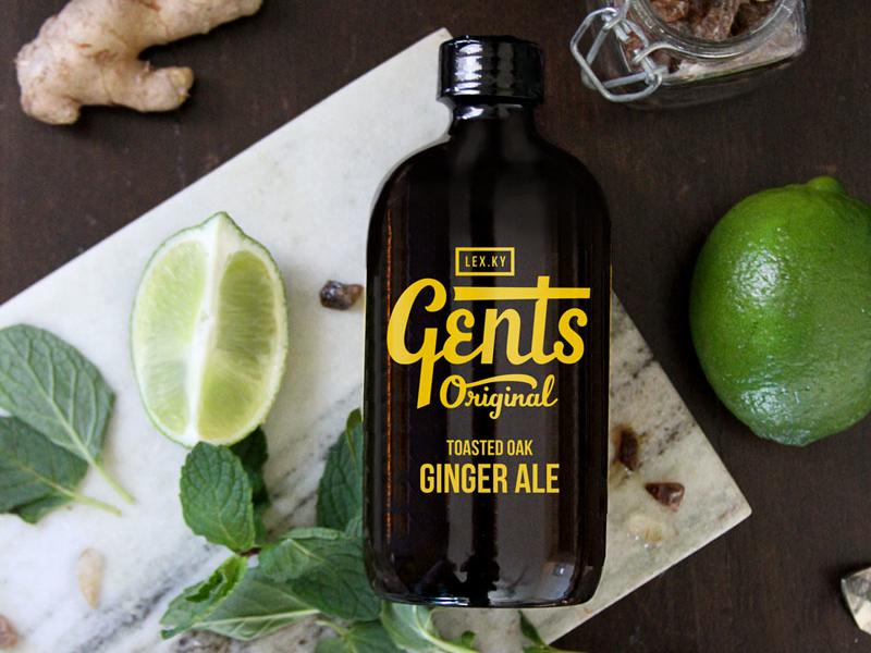 Gents logo bottle hoodzpah dribble