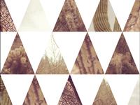 Desert Pattern for CD Cover Art
