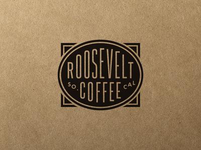 Roosevelt Coffee Logo A