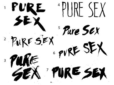 Font sex