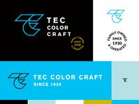 TEC Logo Option 1 brand elements