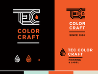 TEC Logo Option 2 brand elements